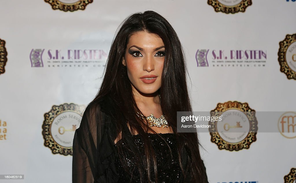 Eda Ozisik attends The Florida Media Market 2013 Event at Room Service on January 31, 2013 in Miami Beach, Florida.