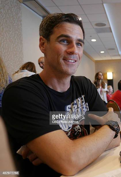 Eddie Cahill during the Under the Dome Press Conference at COMIC CON 2014 held in San Diego Ca