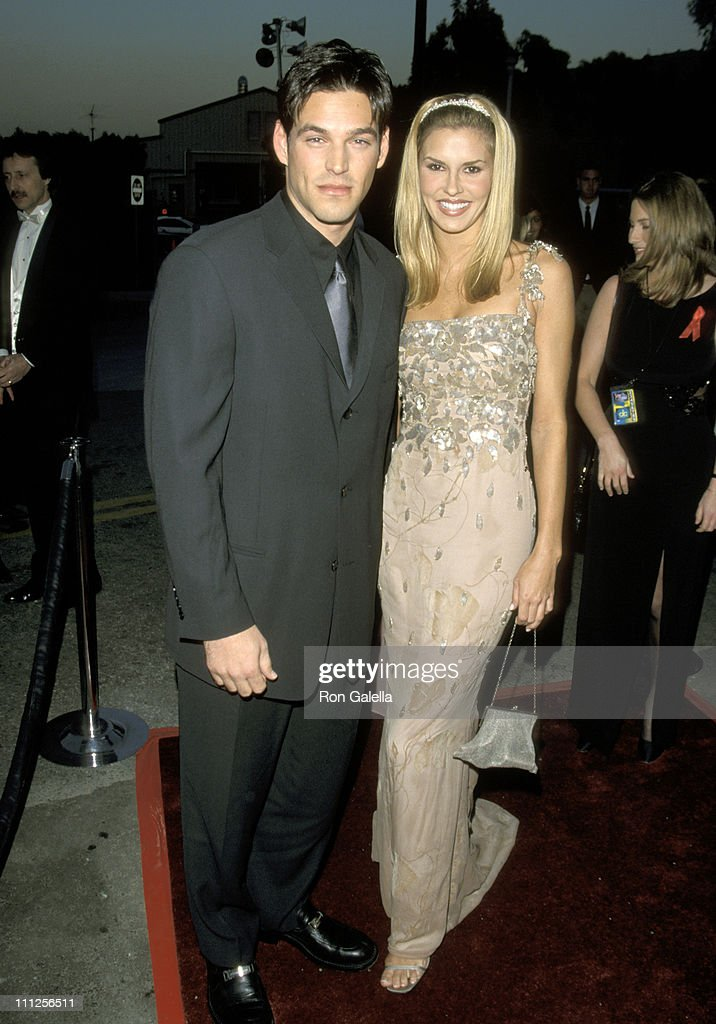 <a gi-track='captionPersonalityLinkClicked' href=/galleries/search?phrase=Eddie+Cibrian&family=editorial&specificpeople=689383 ng-click='$event.stopPropagation()'>Eddie Cibrian</a> and Wife Brandi Glanville during 15th Annual Soap Opera Digest Awards at Universal Ampitheater in Universal City, California, United States.