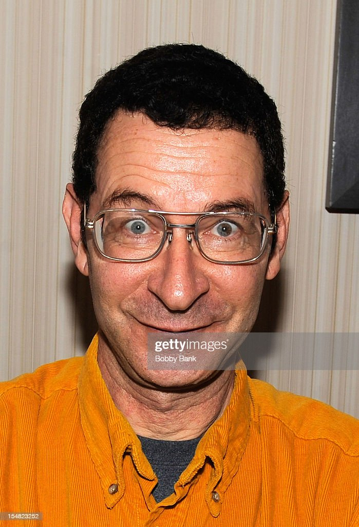 Eddie Deezen attends the 2012 Chiller Theatre Expo at the Sheraton Parsippany Hotel on October 26, 2012 in Parsippany, New Jersey.