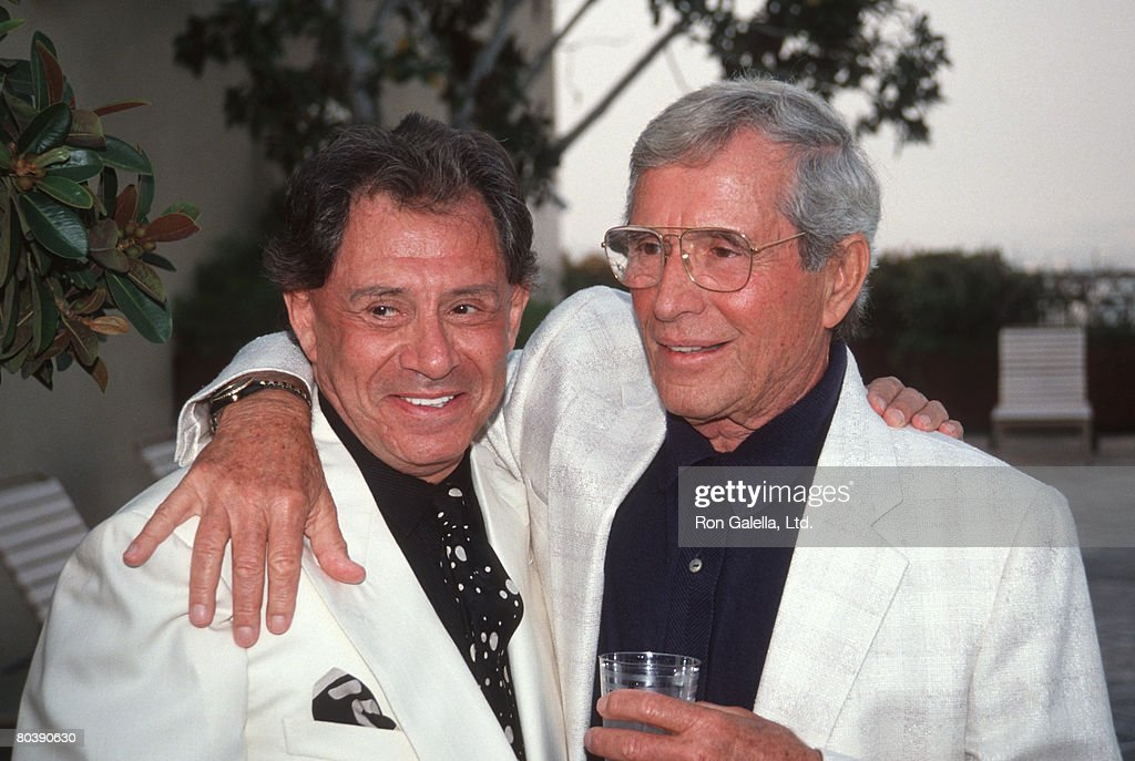 Eddie Fisher and Perry Como