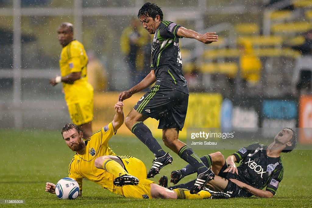 Seattle Sounders FC v Columbus Crew
