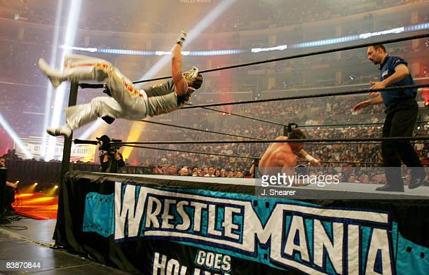 Eddie Guerrero and Ray Mysterio