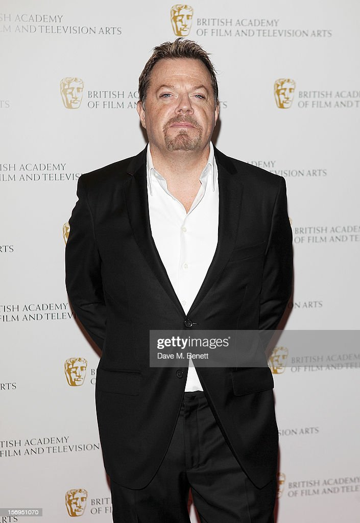 Eddie Izzard arrives at the British Academy Children's Awards at the London Hilton on November 25, 2012 in London, England.