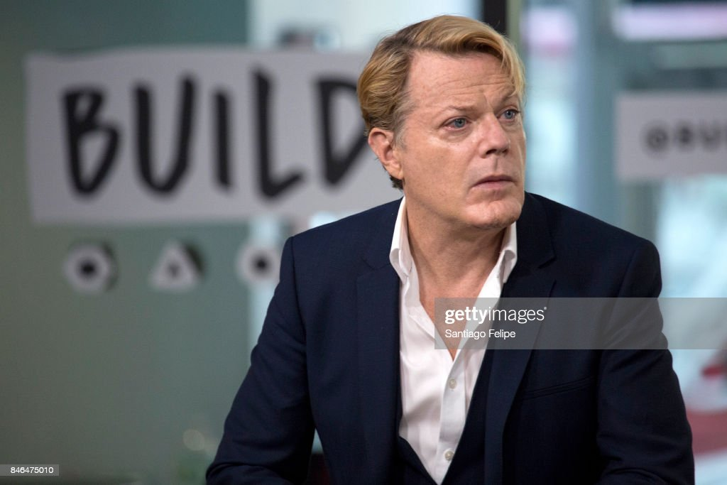 Eddie Izzard attends Build Presents to discuss the film 'Victoria & Abdul' at Build Studio on September 13, 2017 in New York City.