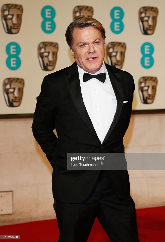 <a gi-track='captionPersonalityLinkClicked' href=/galleries/search?phrase=Eddie+Izzard&family=editorial&specificpeople=204152 ng-click='$event.stopPropagation()'>Eddie Izzard</a> attends the official After Party Dinner for the EE British Academy Film Awards at The Grosvenor House Hotel on February 14, 2016 in London, England.