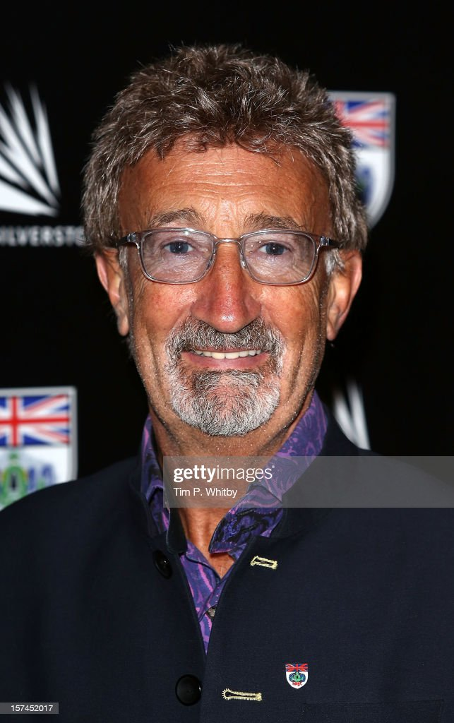 Eddie Jordan attends the British Racing Drivers Club awards at Grand Connaught Rooms on December 3 2012 in London England