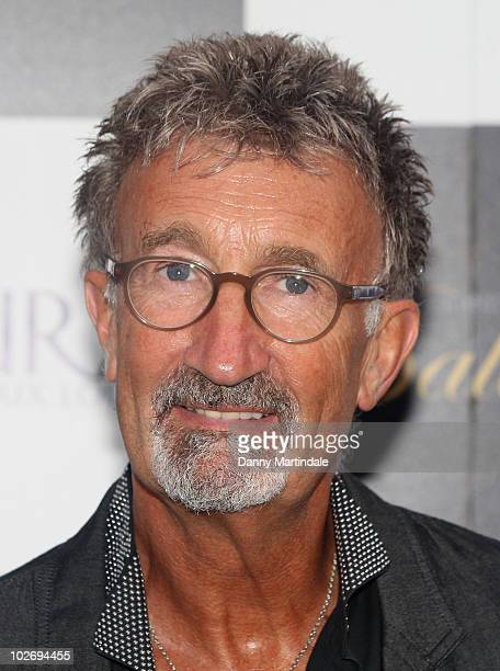 Eddie Jordan attends The Grand Prix Ball at The Hurlingham Club on July 7 2010 in London England