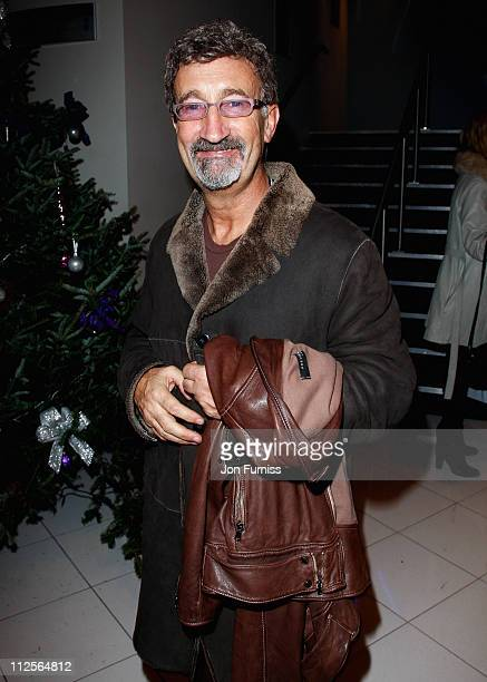 Eddie Jordan attends the Led Zeppelin Tribute To Ahmet Ertegun concert afterparty held at the O2 Arena on December 10 2007 in London England