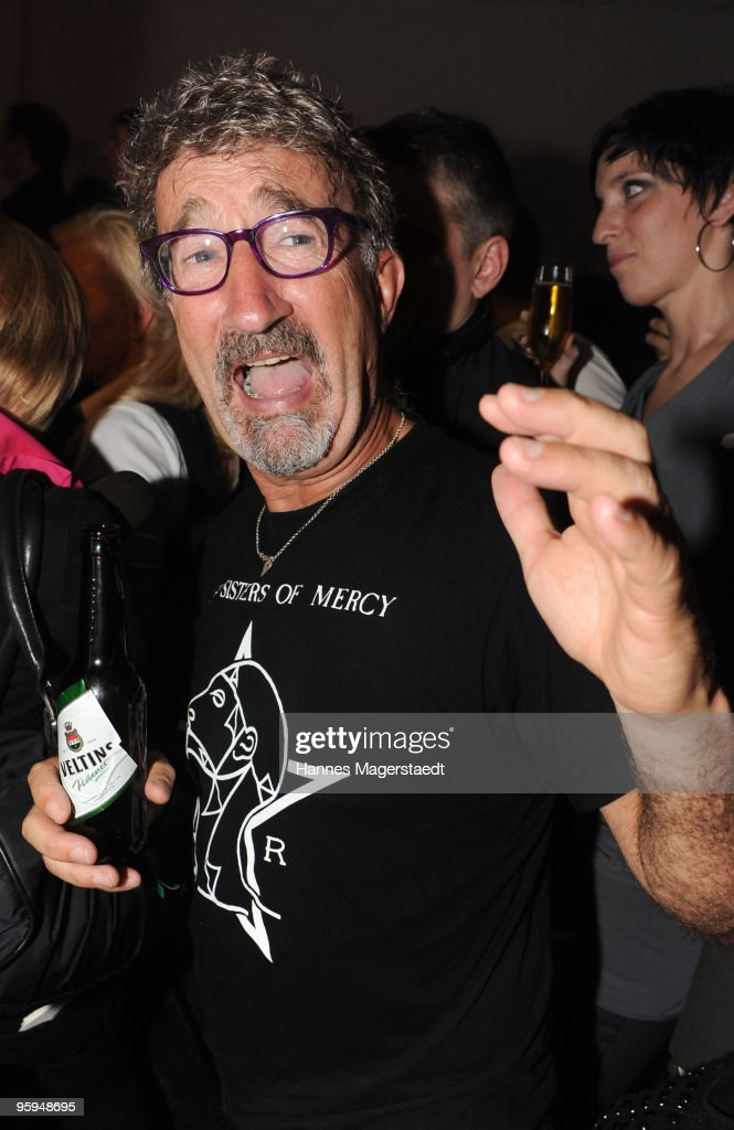Eddie Jordan attends the Weisswurst Party at the Stanglwirt Hotel on January 22 2010 in Kitzbuehel Austria