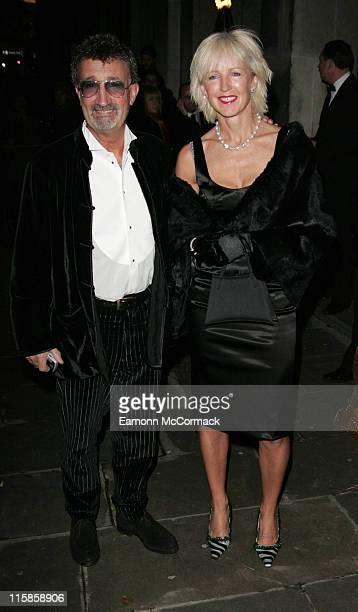 Eddie Jordan during La Dolce Vita Party Arrivals December 11 2006 at Old Billingsgate in London Great Britain