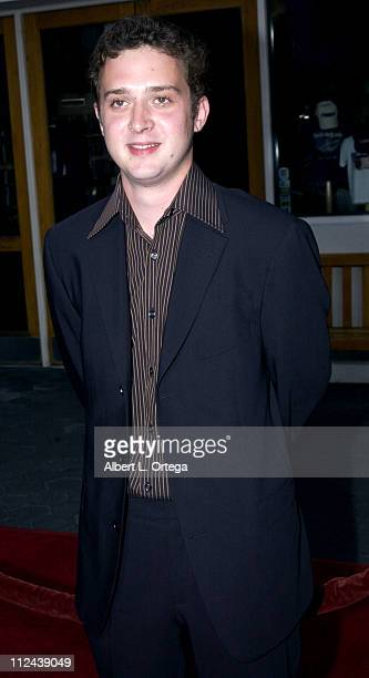 Eddie Kay Thomas during 'American Wedding' Premiere in Universal City California United States