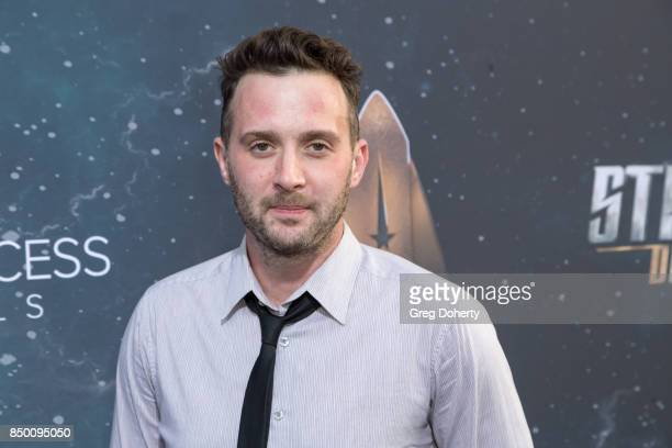 Eddie Kaye Thomas arrives for the Premiere Of CBS's 'Star Trek Discovery' at The Cinerama Dome on September 19 2017 in Los Angeles California