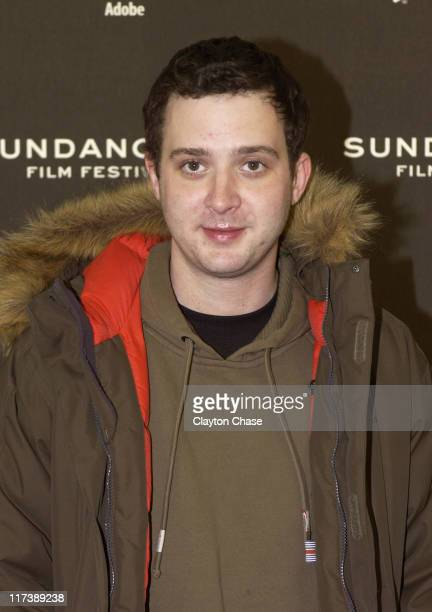 Eddie Kaye Thomas during 2007 Sundance Film Festival 'On the Road with Judas' Premiere at Racquette Club in Park City Utah United States
