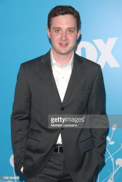 Eddie Kaye Thomas during The 2007/2008 Fox Upfronts Arrivals at Wollman Rink Central Park in New York City New York United States