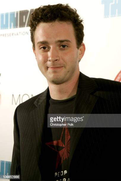 Eddie Kaye Thomas during Trident White Presents 'Black and White Party' Hosted by McG and Stephanie Savage Benefitting Martin Scorsese's Film...