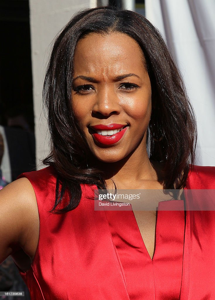Eddie Kendricks daughter Aika Kendrick attends The Recording Academy Special Merit Awards Ceremony at the Wilshire Ebell Theatre on February 9, 2013 in Los Angeles, California.