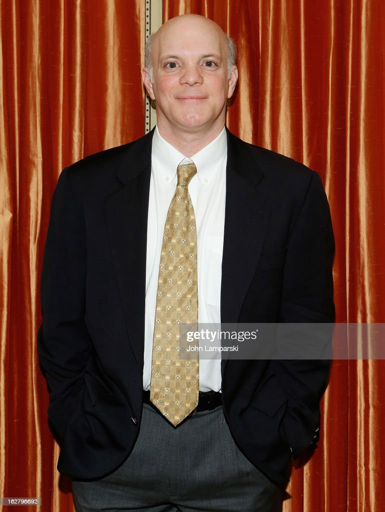 Eddie Korbich attends the 'Breakfast At Tiffany's' Press Preview at Cafe Carlyle on February 27, 2013 in New York City.