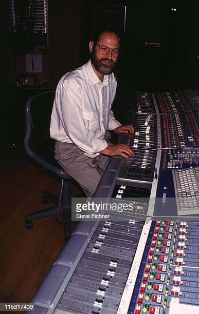 Eddie Kramer during Eddie Kramer at Electric Ladyland Studios 1993 at Electric Ladyland Studios in New York City New York United States