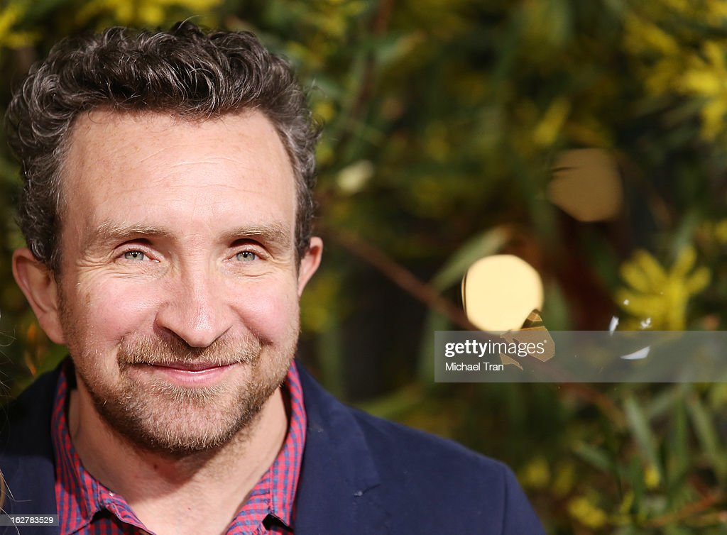 Eddie Marsan arrives at the Los Angeles premiere of 'Jack The Giant Slayer' held at TCL Chinese Theatre on February 26, 2013 in Hollywood, California.