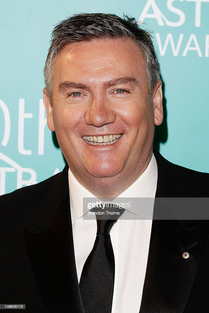 Eddie McGuire arrives at the 10th annual Astra Awards at Sydney Theatre on June 21 2012 in Sydney Australia