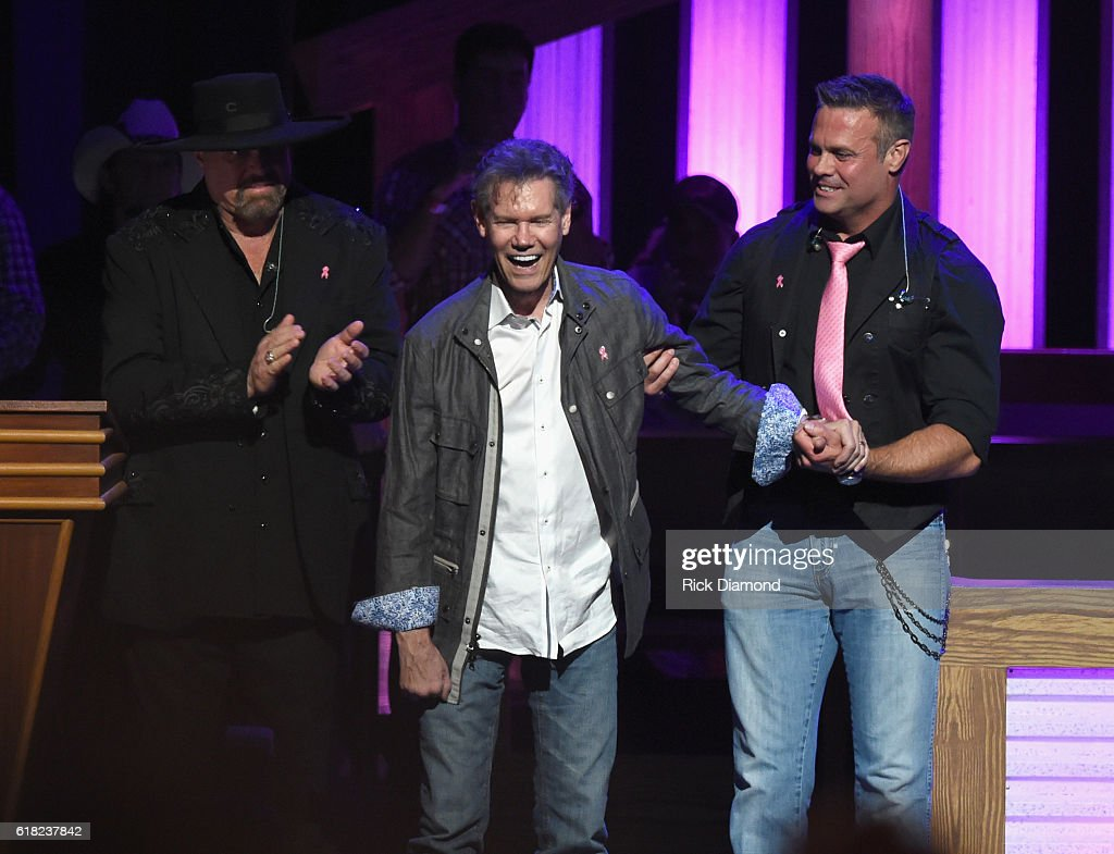 Opry Goes Pink