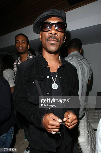 Eddie Murphy at the Kanye West's GOOD MUSIC Malik Yusef present GOOD Morning GOOD Night CD listening event at Area night club in West Hollywood CA on...