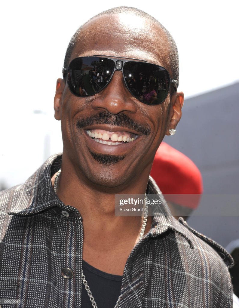 Eddie Murphy attends the 'Shrek Forever After' Los Angeles Premiere at Gibson Amphitheatre on May 16, 2010 in Universal City, California.