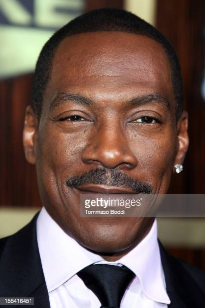 Eddie Murphy attends the Spike TV's 'Eddie Murphy One Night Only' held at the Saban Theatre on November 3 2012 in Beverly Hills California