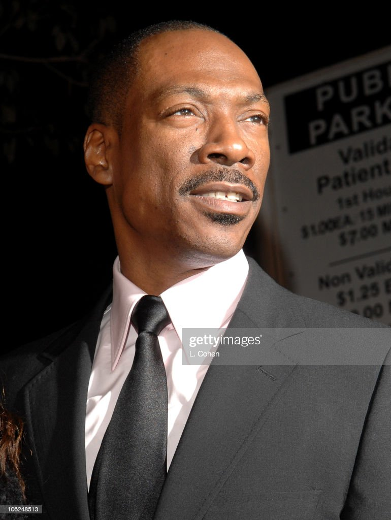 <a gi-track='captionPersonalityLinkClicked' href=/galleries/search?phrase=Eddie+Murphy&family=editorial&specificpeople=203093 ng-click='$event.stopPropagation()'>Eddie Murphy</a> during 'Dreamgirls' Los Angeles Premiere - Red Carpet at Wilshire Theater in Los Angeles, California, United States.