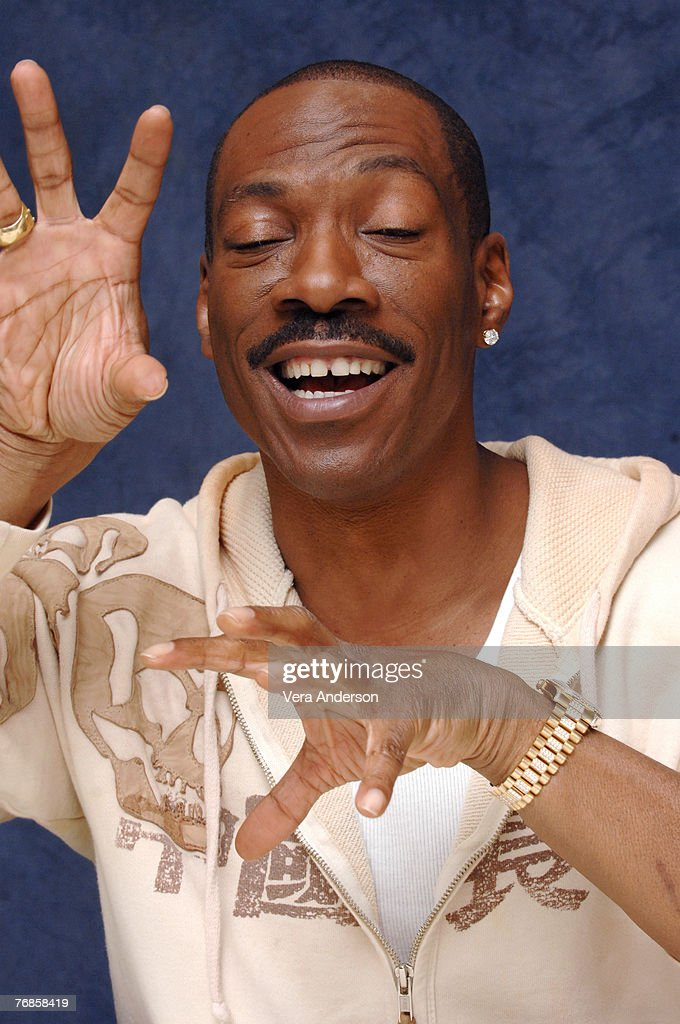 Eddie Murphy does not have a simian line.