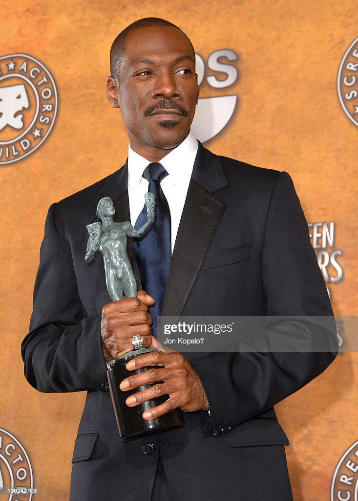Eddie Murphy winner Outstanding Performance by a Male Actor in a Supporting Role for 'Dreamgirls'