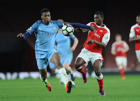 Arsenal v Manchester City: Premier League 2 : News Photo