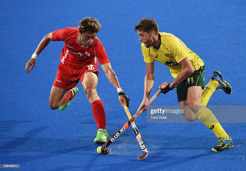 FIH Men's Hero Hockey Champions Trophy 2016 - Day Two