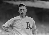 Eddie Plank pitcher for the Philadelphia Athletics