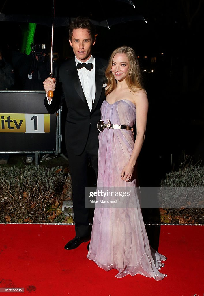 <a gi-track='captionPersonalityLinkClicked' href=/galleries/search?phrase=Eddie+Redmayne&family=editorial&specificpeople=2554844 ng-click='$event.stopPropagation()'>Eddie Redmayne</a>, <a gi-track='captionPersonalityLinkClicked' href=/galleries/search?phrase=Amanda+Seyfried&family=editorial&specificpeople=216619 ng-click='$event.stopPropagation()'>Amanda Seyfried</a> attend the Sun Military Awards at Imperial War Museum on December 6, 2012 in London, England.