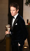 Eddie Redmayne attends the after party for the EE British Academy Film Awards at The Grosvenor House Hotel on February 8 2015 in London England