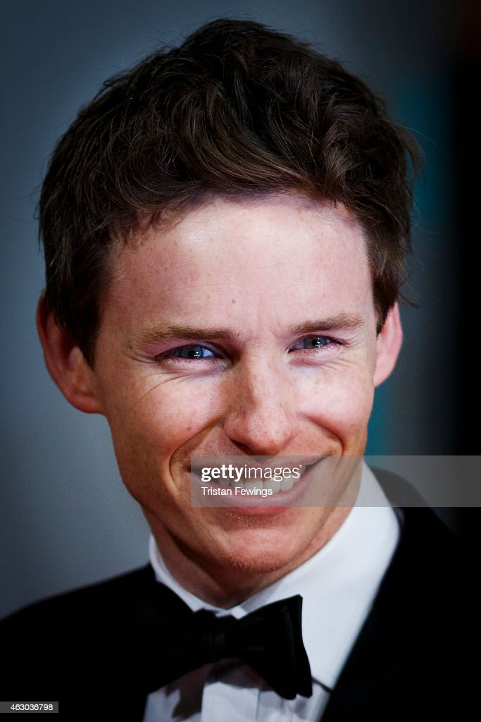 Eddie Redmayne attends the EE British Academy Film Awards at The Royal Opera House on February 8, 2015 in London, England.