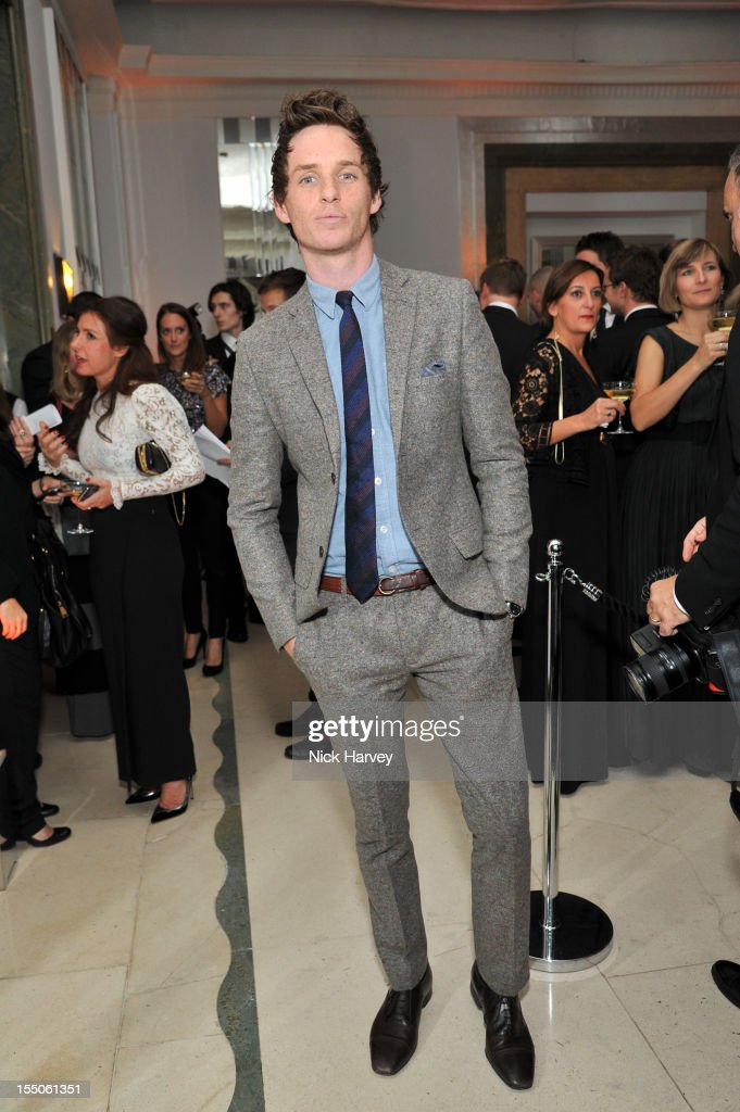 <a gi-track='captionPersonalityLinkClicked' href=/galleries/search?phrase=Eddie+Redmayne&family=editorial&specificpeople=2554844 ng-click='$event.stopPropagation()'>Eddie Redmayne</a> attends the Harper's Bazaar Woman of the Year Awards at Claridge's Hotel on October 31, 2012 in London, England.