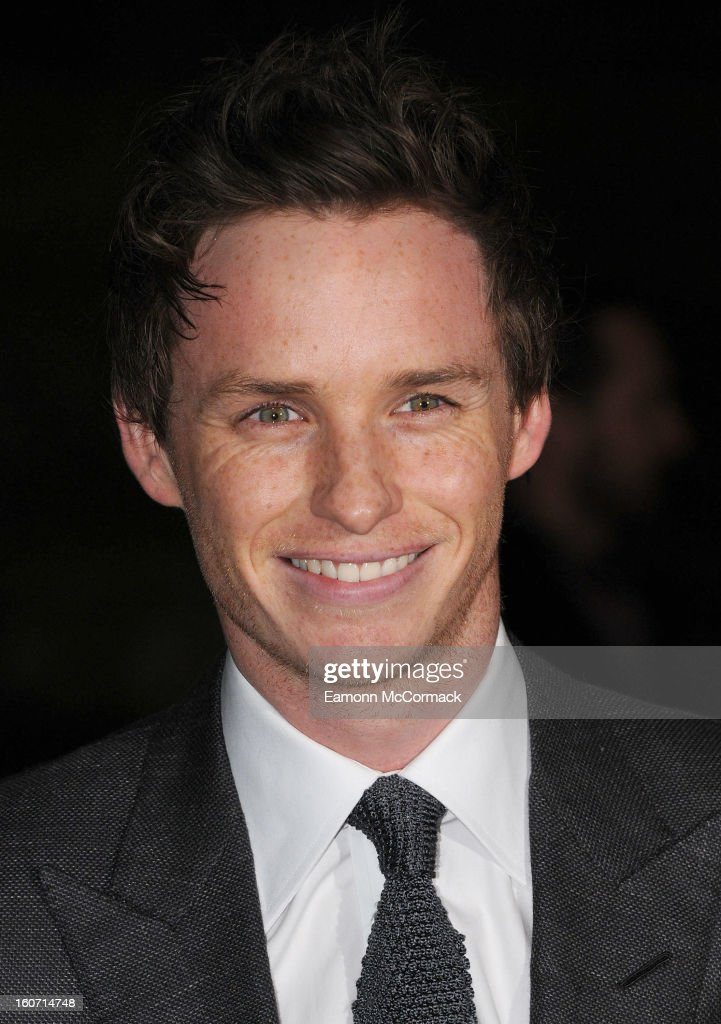 Eddie Redmayne attends the London Evening Standard British Film Awards at the London Film Museum on February 4, 2013 in London, England.