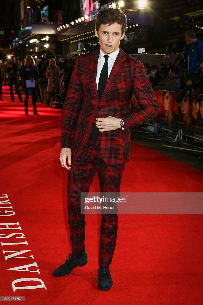 """The Danish Girl"" - UK Film Premiere - VIP Arrivals"