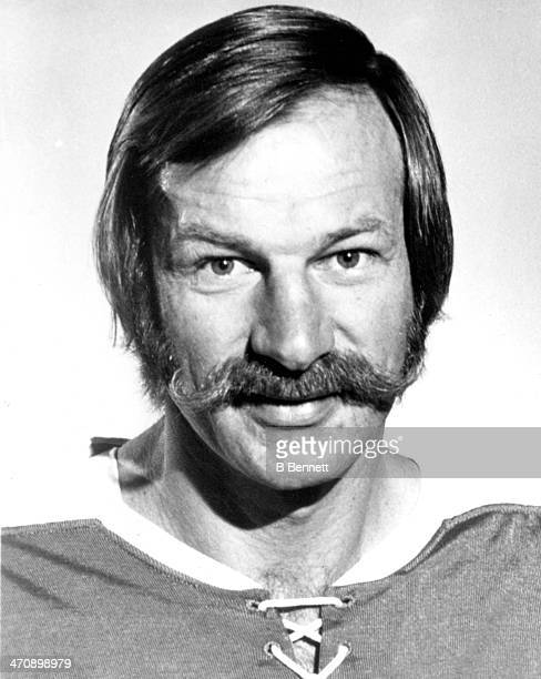 Eddie Shack of the Toronto Maple Leafs poses for a portrait in September 1974 in Toronto Ontario Canada