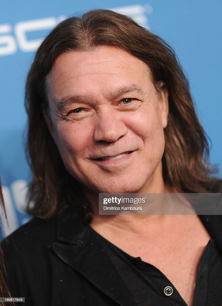 <a gi-track='captionPersonalityLinkClicked' href=/galleries/search?phrase=Eddie+Van+Halen&family=editorial&specificpeople=790150 ng-click='$event.stopPropagation()'>Eddie Van Halen</a> attends Esquire 80th Anniversary And Esquire Network Launch Celebration at Highline Stages on September 17, 2013 in New York City.