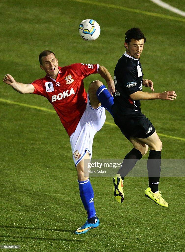 FFA Cup Round of 32 - Blacktown City v Sydney United 58 FC