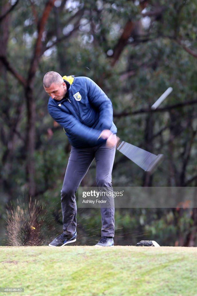 Central Coast Mariners Golf Day