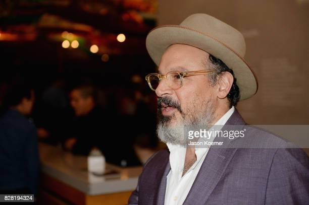 Eddy Moretti Chief Creative Officer at Vice attends FordVICE Impact's 'The Third Industrial Revolution' Miami Premiere Presented By Ford Motor...