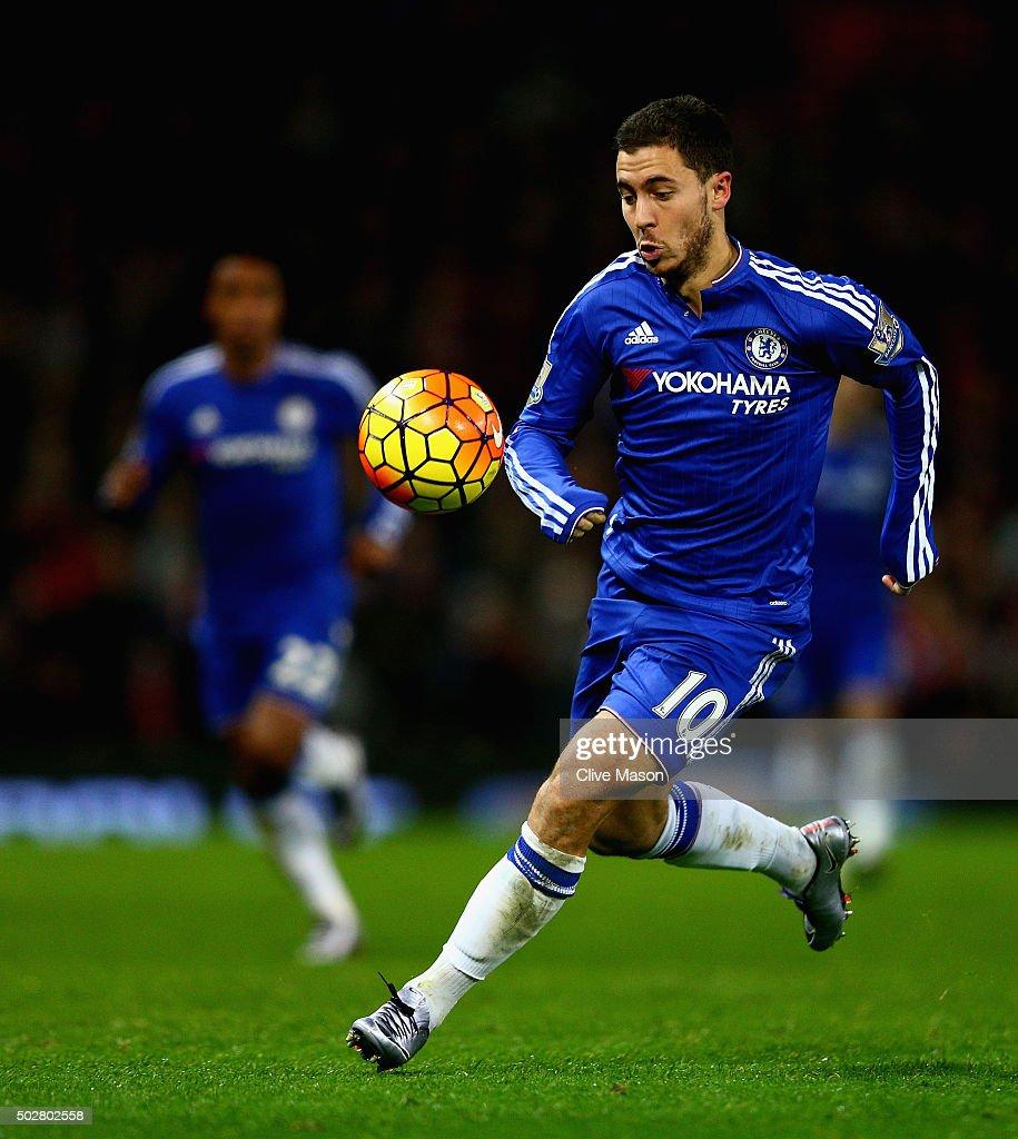 Barclays Premier League: Manchester United V Chelsea - Premier League