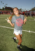 Eden Marquis attends Kickball For A Home Celebrity Challenge Presented By Dave Thomas Foundation For Adoption at the University of Southern...