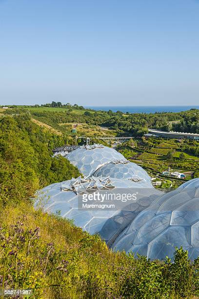 Eden Project, Multiple Greenhouse Complex