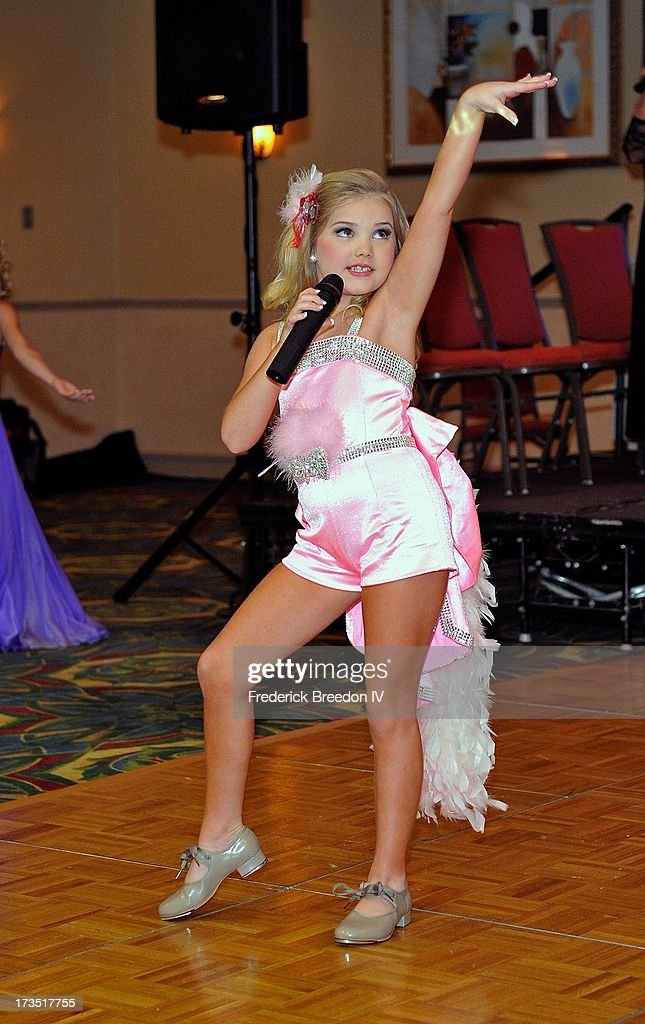 Eden Wood performs at the First Annual Youth Excellence Awards at Holiday Inn Nashville Opryland Airport on July 15, 2013 in Nashville, Tennessee.